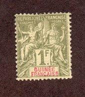 Guinée N°13 N* TB Cote 60 Euros !!! - French Guinea (1892-1944)
