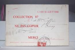 54 ☺♥♥ NANCY - 16 VUES De La VILLE Sur Une CARTE LETTRE De 1909 - RARE En TRES BON ETAT - VOIR DESCRIPTION < DETAILS - Nancy
