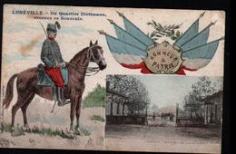 54, Luneville, Du Quartier Diettmann, Recevez Ce Souvenir - Luneville