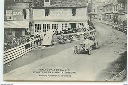 Grand Prix De L'A.C.F. Circuit De La Seine Inférieure - Voiture Motobloc à Envermeu - ELD - Grand Prix / F1