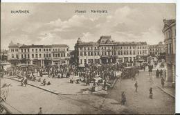 ROUMANIE - PLOESTI -  Marktplatz - Rumänien