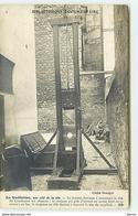 Bibliothèque Documentaire - La Guillotine, Vue Côté De La Tête - Cliché Branger - Cartes Postales