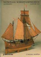 Nationaal Scheepvaartmuseum Antwerpen - Boeken, Tijdschriften, Stripverhalen