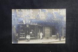 FRANCE - Carte Postale Photo De Poitiers - Devanture Des Commerces Alexis Aimé ( Pâtisserie Et Boucherie ) - L 48178 - Poitiers