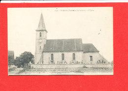 90 SUARCE Cpa L ' Eglise         1242 I R N - Francia