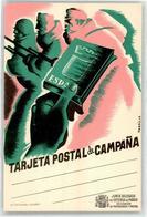 52808210 - Sign. Parrilla Spanischer Buergerkrieg - Weltkrieg 1939-45