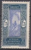 N° 97 - X X - ( C 1897 ) - Dahomey (1899-1944)