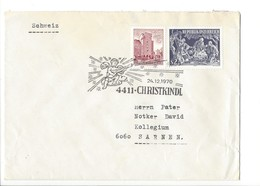 22897- Christkindl 1970 Pour Sarnen 24.12.1970 - Weihnachten