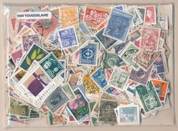 OFFER   Lot Stamp  Yugoslavia 1000 Sellos Diferentes  (mixed Condition) - Mezclas (min 1000 Sellos)