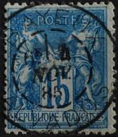 -Sage N°90 Type Ll O (.CAD) BAYEUX 4 NOV 1885. - 1876-1898 Sage (Type II)