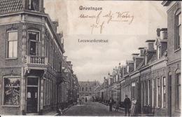 274782Groningen, Leeuwarderstraat 1905 (achterkant Is Aan Het Loslaten) - Groningen