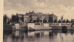 2747145Groningen, Paviljoen Stadspark 1937 (bovenkant Is Afgeknipt) - Groningen