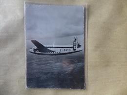 AIR FRANCE  BREGUET DEUX PONTS  F-BASO   EDITION PI N°8 - 1946-....: Era Moderna