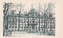 2747165Groningen, Provincie Huis (rechts Boven Een Scheur, Zie Achterkant) - Groningen