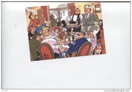 Belgie Blok Feuillet BL100 3145 2002 NERO BD Comics Strips Onder Postprijs Sous Faciale !! - Blokken 1962-....