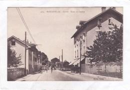 CPA :  14 X 9  -  4974  -  MOELLESULAZ.  -  Entrée - Route De Genève - Altri Comuni