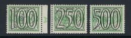 NETHERLANDS 1940 VALUES Nº 362/364 ** MNH - Nuevos