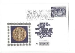 22898- Christkindl 1971 Auflage 2500Ex. N°000488 01.01.1971 - Noël