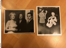 2 Photos Marilyn Monroe - Fotos