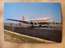 BALAIR   DC 4   HB-ILU - 1946-....: Ere Moderne