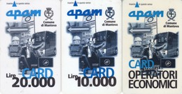 CITTA DI MANTOVA APAM CARD PARCHEGGI - Eintrittskarten
