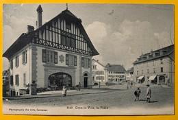 9277 -  Oron-la-Ville La Place - VD Vaud
