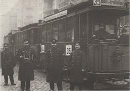 AK Hamburg Vor 1912 Hamburger Verkehr Straßenbahn Linie 35 Veddel Freihafen A Wilhelmsburg Grasbrook Repro Neudruck - Wilhemsburg