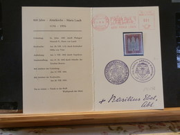 84/272   DOC. ALLEMAGNE 1956 - BRD
