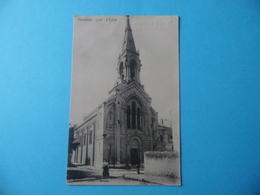 CPA   -  MONTOLIVET  -  L'Eglise (carte Numérotée) - Frankreich