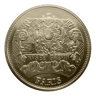 Monnaie De Paris , 2014 , Paris , Musée Grévin , La Colonne , Revers CAN - Monnaie De Paris