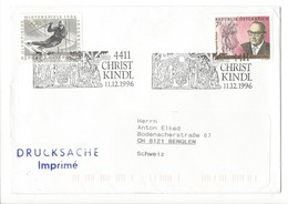22903- Christkindl 1996 Pour Benglen 11.12.1996 - Weihnachten
