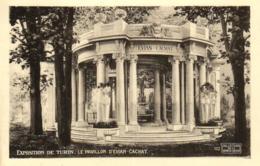 Italie - Piemont - Turin - Eposition - Pavillon Evian Cachat - D 1218 - Churches
