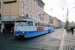 Göteborg (Suède) Tramways De Göteborg - Ligne 2 – Rame N°855 - Suède
