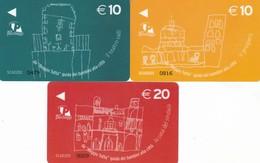 CITTA DI REGGIO EMILIA ACT CARD PARCHEGGI - Biglietti D'ingresso