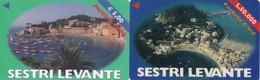 CITTA DI SESTRI LEVANTE PARKING CARD PARCHEGGI - Eintrittskarten