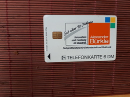 Phonecard Germany Used 6000 EX Made Rare - K-Series : Customers Sets