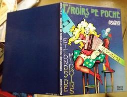 C1  Jean Claude FOREST - TIROIRS DE POCHE EO 1976 Port Compris France CURIOSA - Barbarella