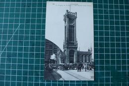 Oostende Ostende Station - Le Donjon De La Gare - Oostende