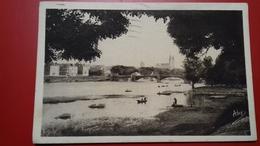 Cpa - Angers -  Pont De La Haute Chaîne - - Angers