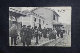 FRANCE - Carte Postale - Gare De Ponte Leccia - Animée - L 48202 - Autres Communes