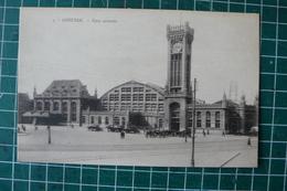 Oostende Ostende Station - Gare 44 - Oostende