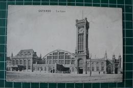 Oostende Ostende Station - Gare 45 - Oostende