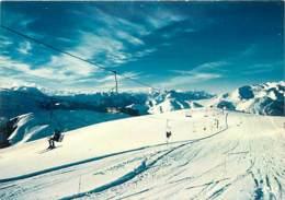 38 - Les 2 Alpes - La Piste Des Crêtes - Hiver - Neige - Carte Neuve - Voir Scans Recto-Verso - France