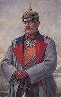 Generalfeldmarschall Von Hindenburg (C-1-40) - Guerra 1914-18