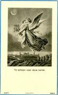 Dp. Nys Johan. Zoontje Van Nys Henricus En Fabri Maria. ° Mol 1942 † Desschel 1942  (2 Scan's) - Religion & Esotérisme
