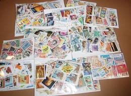 OFFER   Lot Differents Theme / Topics - Paqueteria  1000 Diferentes Pintura  - - Mezclas (min 1000 Sellos)