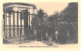 Paris Vécu - Jardin Des Plantes - La Rotonde De L'Eléphant - Cecodi N'726 - Lotes Y Colecciones