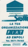 CITTA DI EMPOLI CARD PARCHEGGI - Biglietti D'ingresso