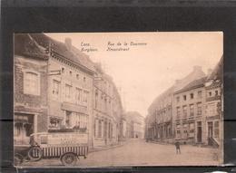 Borgloon   Kroonstraat  / ( + Fr. ) - Borgloon