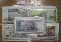 OFFER   Lot Of Banknotes -    Mundial / World  500 Billetes Diferentes  SC / U - Banknotes